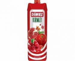 Dimes Meyve Suyu Kırmızı Meyveli Classic 1 lt