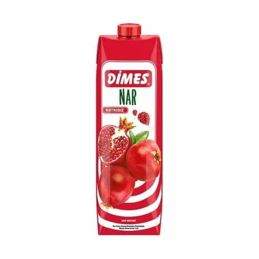 Dimes Meyve Suyu Nar 1 lt