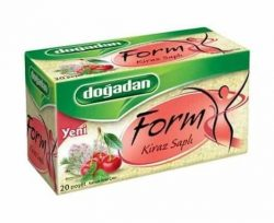 Doğadan Form Kiraz Saplı Çay 40 gr