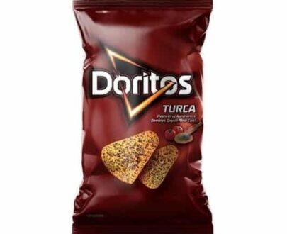 Doritos Turca Haşhaş Domates Süper Boy 113 gr