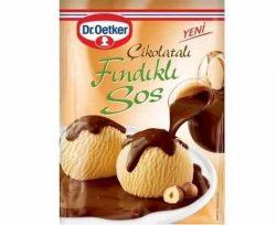 Dr.Oetker Çikolatalı Fındıklı Sos 130 gr