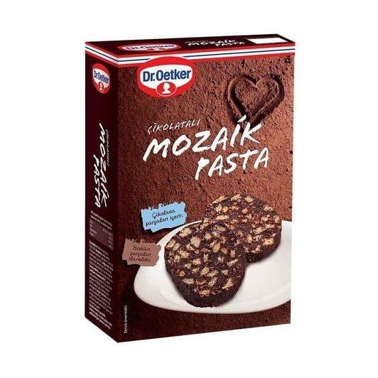 Dr.Oetker Çikolatalı Mozaik Pasta 262 gr