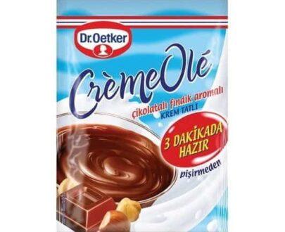 Dr.Oetker Creme Ole Çikolata Fındık 125 gr