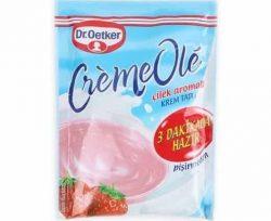 Dr.Oetker Creme Ole Çilekli 110 gr