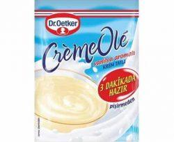 Dr.Oetker Creme Ole Vanilyalı 110 gr