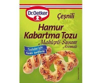 Dr.Oetker Kabartma Tozu Çeşnili 30 gr
