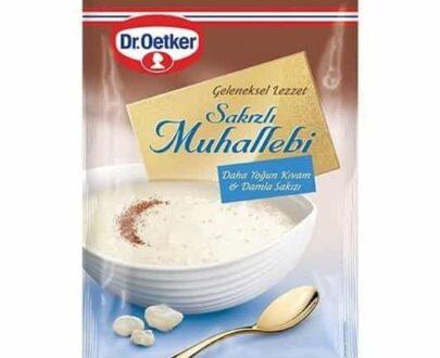 Dr.Oetker Muhallebi Sakızlı 150