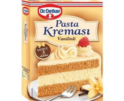 Dr.Oetker Pasta Kreması Vanilya