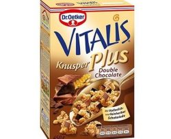 Dr.Oetker Vitalis Sütlü Bitter 450 gr
