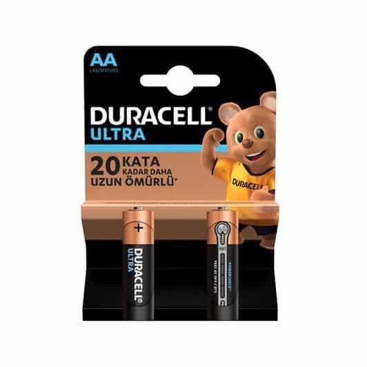duracell turbo max aa 2li paket 537e