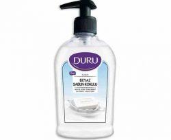 duru beyaz sabun kokulu sivi sabun m b f