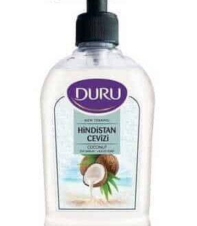 duru hindistan cevizli sıvı sabun 330 ml