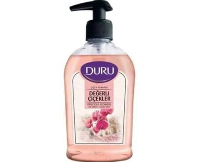 Duru Sıvı Sabun Değerli Çiçekler 300 ml