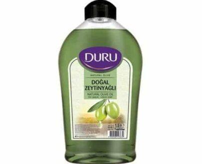 Duru Zeytinyağlı Sıvı Sabun 1.5 lt