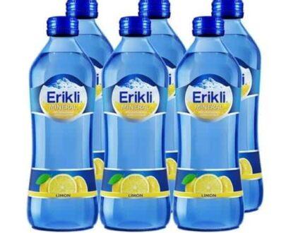 Erikli Limonlu Maden Suyu 6×200 ml