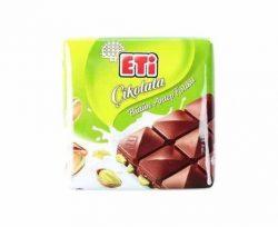 Eti Antep Fıstıklı Kare Çikolata 70 gr
