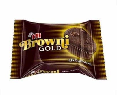 Eti Browni Gold Çikolata Kek 40 gr