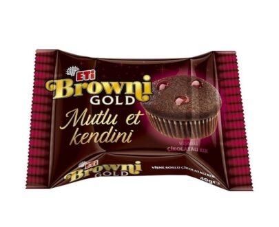 Eti Browni Gold Vişneli Çikolata 40 Gr