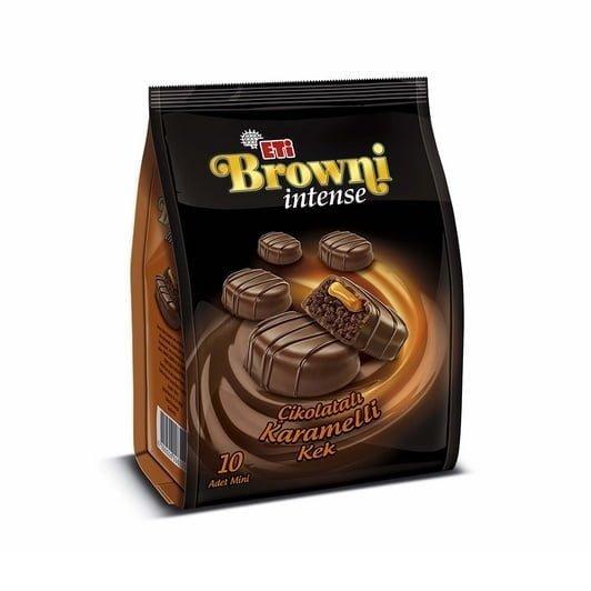 Eti Browni Intense Karamelli 160 gr