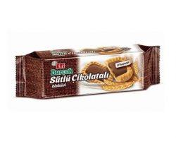 Eti Burçak Sütlü Çikolata Bisküvi 114 gr