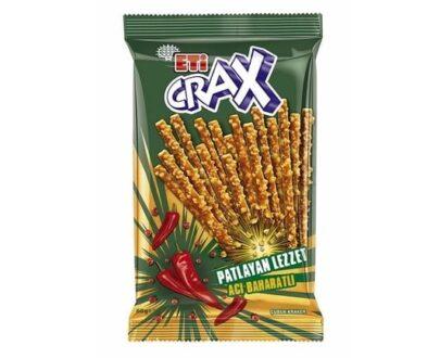 Eti Crax Acı Baharatlı Kraker 50 gr