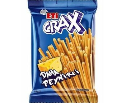 Eti Crax Peynirli Kraker 80 gr