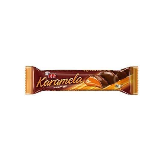 Eti Karamela Bol Sütlü Çikolata 30 gr