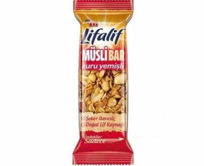 Eti Lifalif Kuru Yemişli Müsli Bar 35 gr