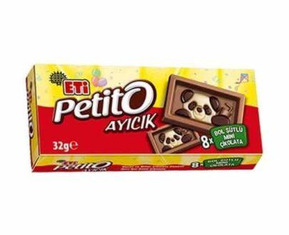 Eti Petito Ayıcık Çikolata 32 gr
