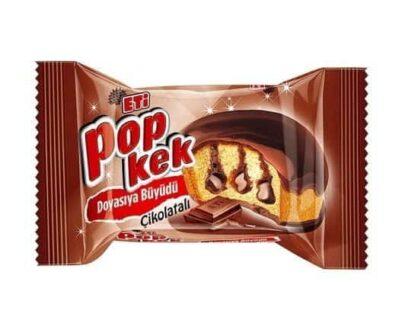 Eti Pop Kek Kakaolu 60 Gr