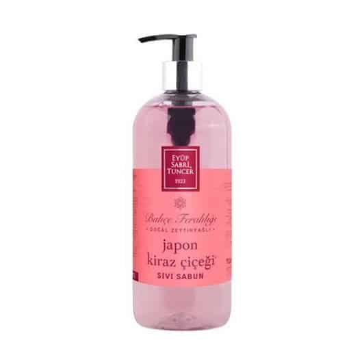 eyup sabri tuncer sivi sabun japon kiraz a d