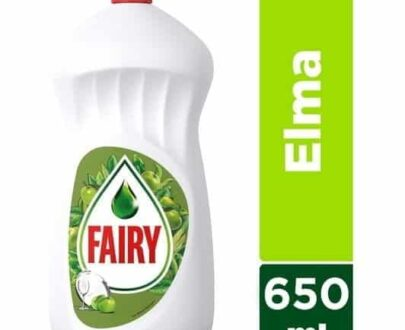 Fairy 650 ml Sıvı Bulaşık Deterjanı Elma