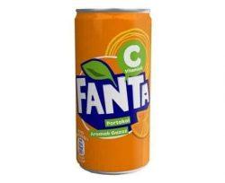 Fanta Portakal 200 ml