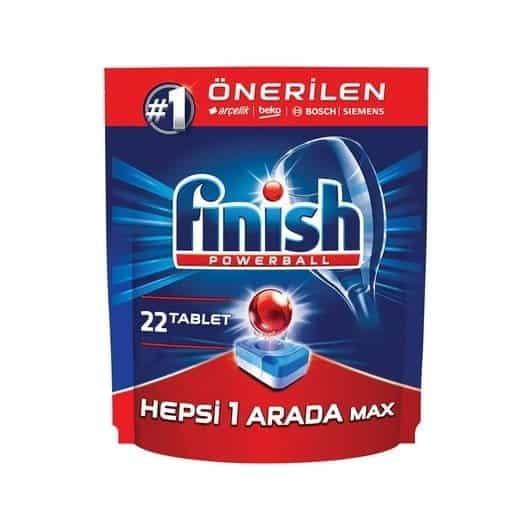 Finish Hepsi 1 Arada Tablet 22'li