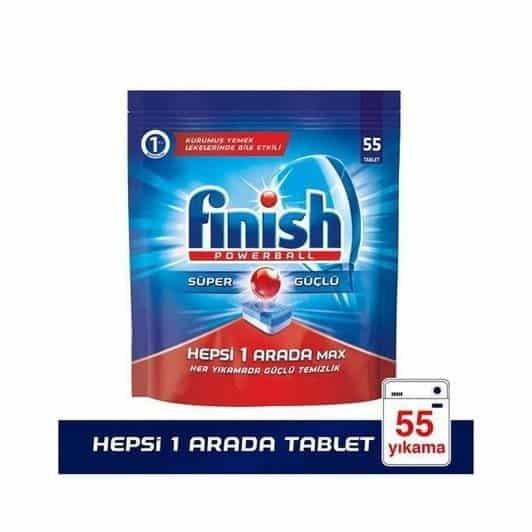 Finish Hepsi Bir Arada Tablet 55'li