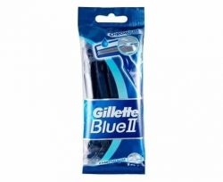 Gillette Blue II Regular Poşet 10'lu