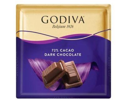 Godiva Bitter Kare Çikolata 60 Gr