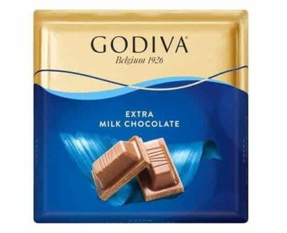 Godiva Bol Sütlü Kare Çikolata 60 gr