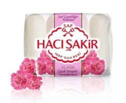 Hacı Şakir Güzellik Sabunu Elegan 4x70GR