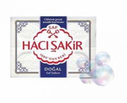 Hacı Şakir Kalıp Sabun Doğal 4x150GR