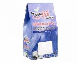 Happy Life Himalaya Beyaz Tuz 250 gr