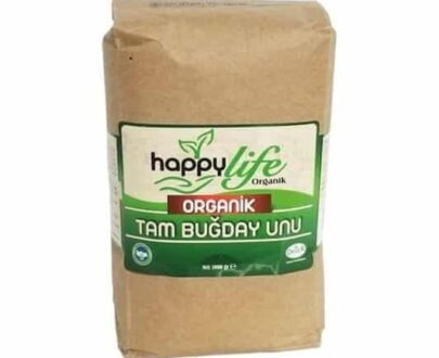 Happy Life Tam Buğday Unu 1000 gr
