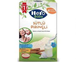 Hero Baby Mama Sütlü Pirinçli 200 gr
