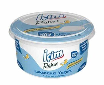 İçim Laktozsuz Yoğurt 750 gr