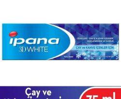 ipana boyutlu beyazlik beyaz cay kahve d