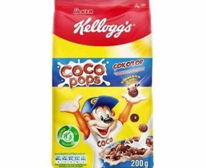 Kellogs Cocopops Çokotop 200 Gr