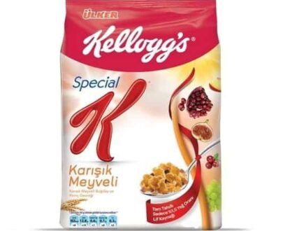 Kellogs Special K Karışık Meyve 200 gr