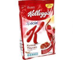 Kellogs Sprecial Kırmızı Meyveli 200 gr