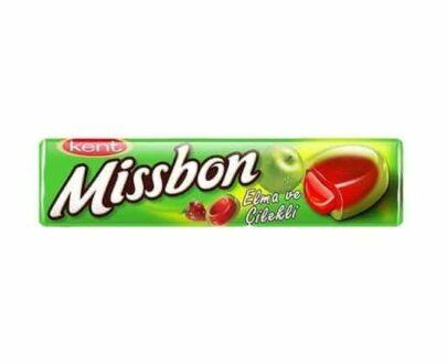 Kent Missbon Çilek-Elma 43 gr