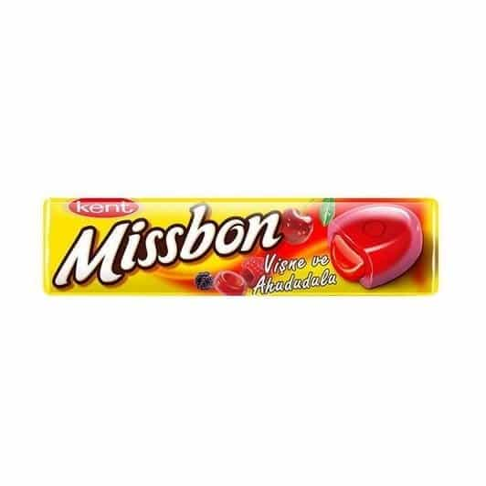 Kent Missbon Vişne-Ahududu 43 gr